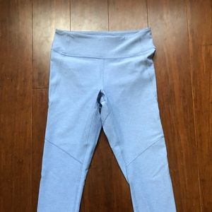 Outdoor Voices 3/4 Warm-Up Leggings - Like New